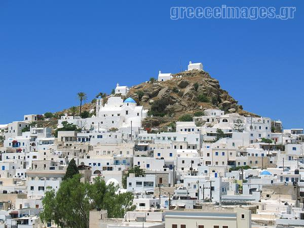 Ios Greece  city photos gallery : Ios Greece rooms accommodation in Village Hora, Cyclades Islands